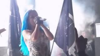 Arch Enemy - Never Forgive, Never Forget (live) @ Paradise Garage