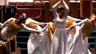 Day 101: God Blocked It (Donna Rea's Praise Dance Recital - 2010)