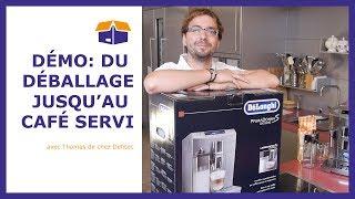 La nouvelle machine à Café automatique DELONGHI Primadonna ELITE !