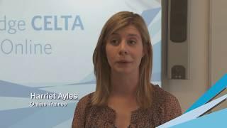 Cambridge CELTA Course Online -- short overview