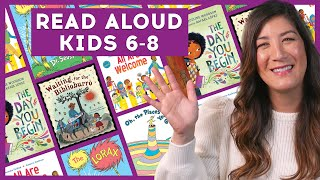 Read Aloud Books for Ages 6-8 - 40 MINUTES | Brightly Storytime