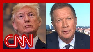 John Kasich calls for Trump's impeachment: I say it with great sadness