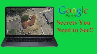 Google Earth Secrets Places You Need To Know!!