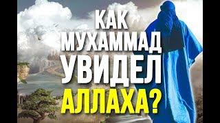 Как прошла встреча Пророка Мухаммада с АЛЛАХОМ