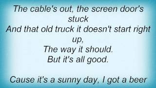 Joe Nichols - It's All Good Lyrics