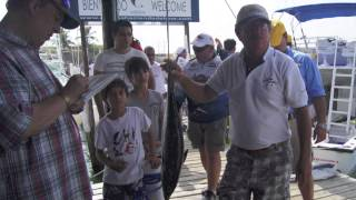 preview picture of video 'Torneo Pesca Nacional Big Game Trolling'