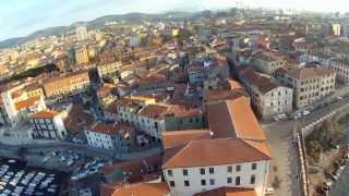 preview picture of video 'Volo su Piombino'