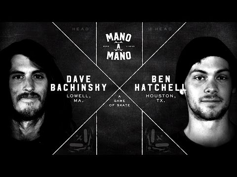 Mano A Mano Final Four: Dave Bachinsky vs. Ben Hatchell