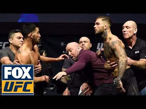 Dominick Cruz vs. Cody Garbrandt | Weigh-In | UFC 207
