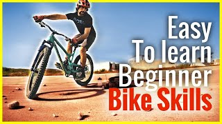 6 Beginner Mountain Bike Skills That You Can Learn Anywhere!