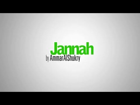 Poem on Jannah by Ammar - Kinetic Typography
