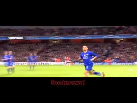 Copy of Cristiano Ronaldo Fast sprint and  goal vs Arsenal