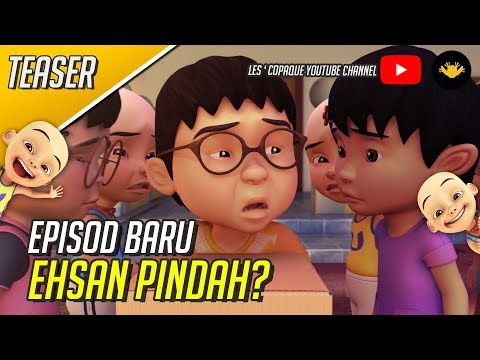 Download Episod Baru Upin & Ipin Musim 13 - Ehsan Pindah? HD Mp4 3GP Video and MP3