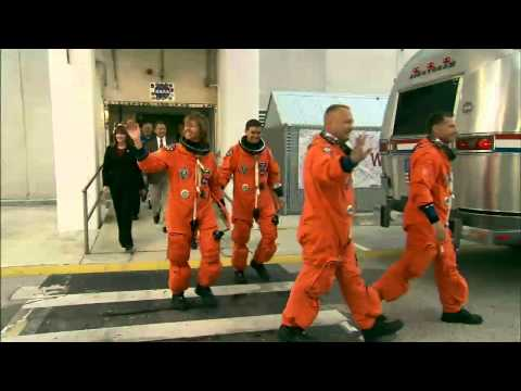 Take A Ride In NASA's Astrovan
