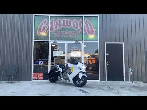 2012 Suzuki GSX-1300R in Lexington, North Carolina - Video 1