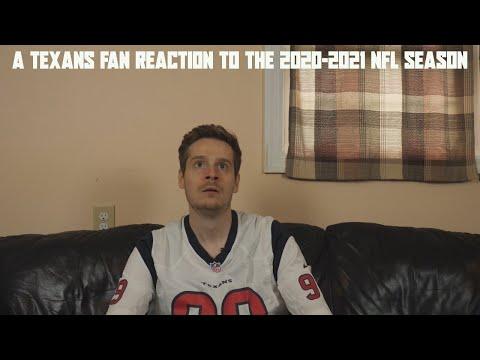 A Texans Fan Reaction to the 2020-2021 NFL Season + This Season (32 Teams React)