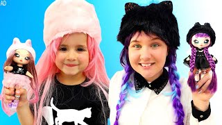 Ruby And Bonnie Turned Into Fashion Dolls
