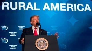 Trump adds to fears NAFTA will be ripped up