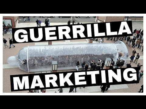 Guerrilla Marketing: Ballin' on a Budget for Entrepreneurs