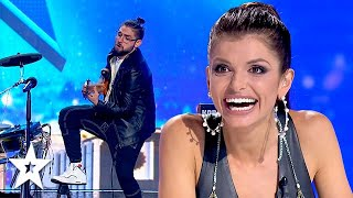 JUKEBOX Audition WOWS Judges With Their AMAZING Music! | Got Talent Global