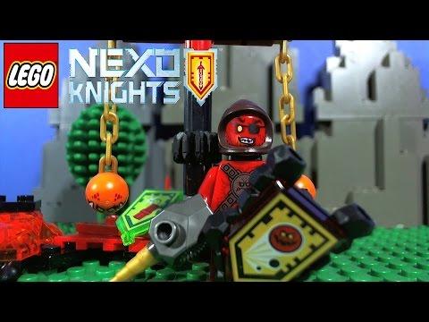Vidéo LEGO Nexo Knights 70334 : L'Ultime Maître des bêtes