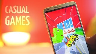 Best Android Games 2017 | CASUAL GAMES