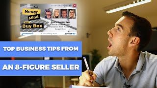 8 FIGURE AMAZON SELLER? | Top Tips on How to Grow Your Amazon Business 2021