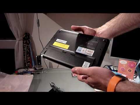 Sony Vaio M (Weiß) Unboxing