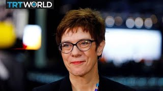 Will CDU's Annegrat Kramp-Karrenbauer become Germany's next chancellor? | Kholo.pk