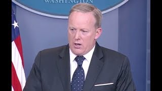 June 20, 2017 Sean Spicer White House Press Briefing   Full Event