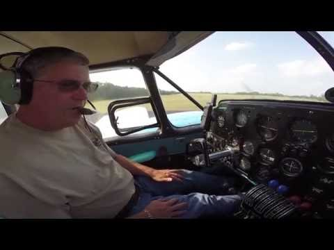 Flying The Piper Apache