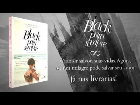 Book Trailer - Black para sempre