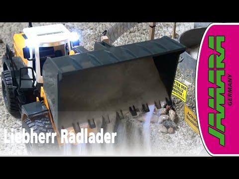Jamara wheel loader Liebherr 564