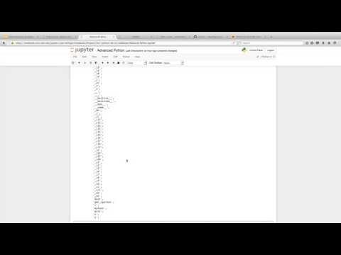 MSI Tutorial: Advanced Python for Scientific Computing - YouTube