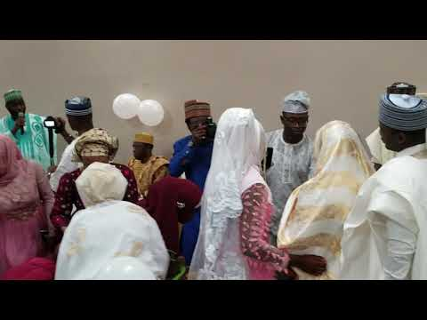 Sheikh Jamiu Ami Olohun's wedding on 01-06-19 in Arlington, Texas