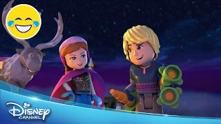 Kraina Lodu: Światła Północy - Czekając na zorzę. Tylko w Disney Channel!
