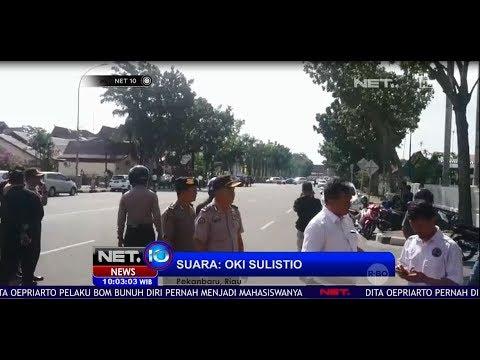 Kondisi Terkini Saat Teroris Menerobos Markas Polda Riau -NET10