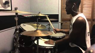 The Word Alive - Your Mirage - Drum Cover - Brandon Johnson