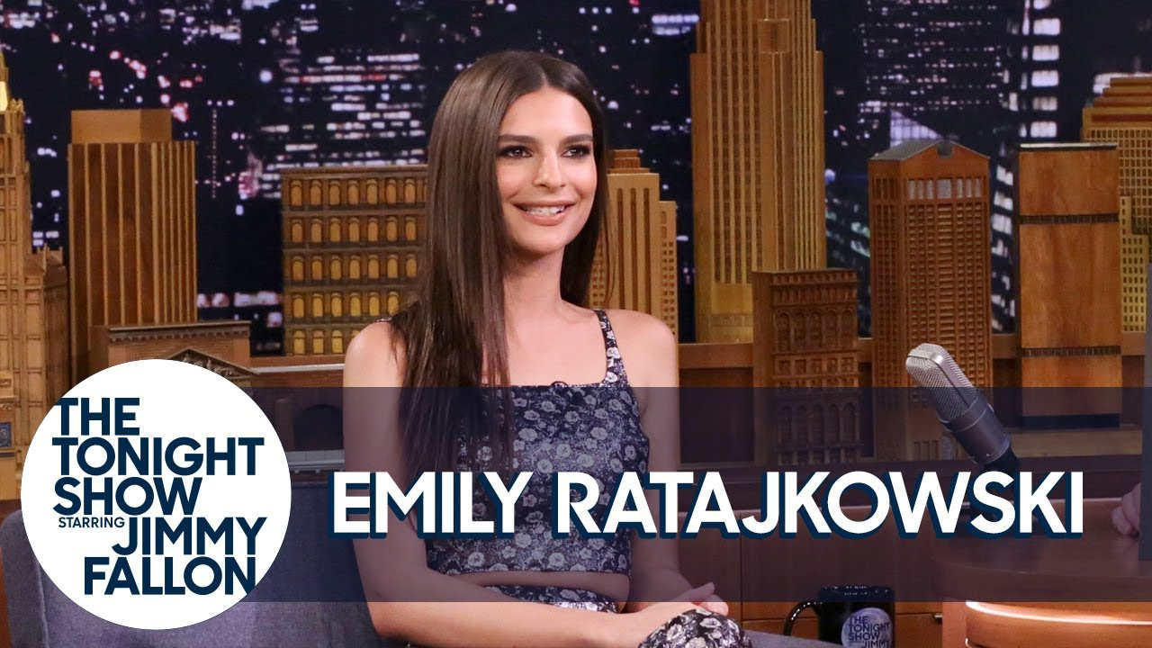 Emily Ratajkowski and Her Husband Smelted Their Own Wedding Rings thumbnail