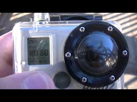 GoPro HD Hero 2 vs JVC AVCHD Camcorder