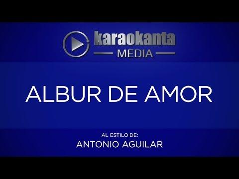 Albur de amor Antonio Aguilar