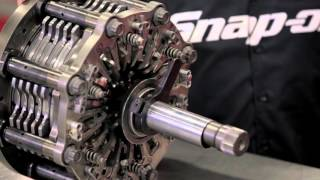 Nitro Funny Car Clutch - Snap-on Tech Series: Nitro Edition (S1, Ep. 22)