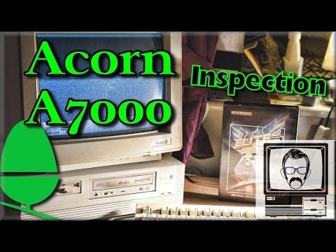 Acorn A7000 Computer Inspection | Nostalgia Nerd
