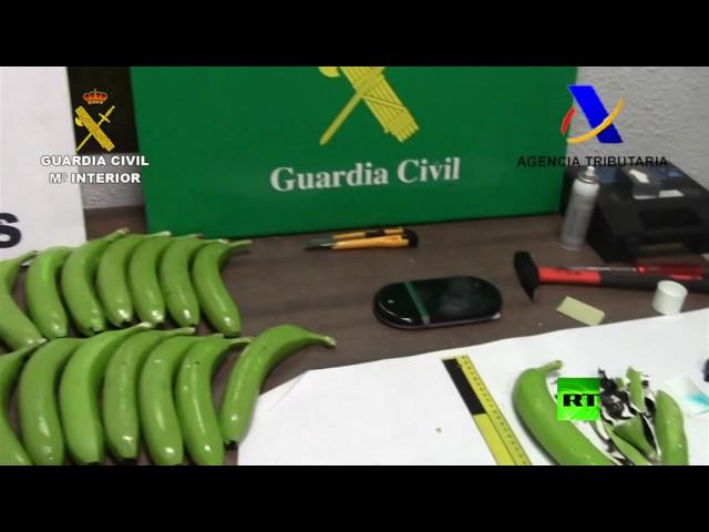 الشرطة الإسبانية تكشف آخر ابتكارات مهربي المخدرات
