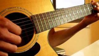 Jose Gonzalez - Crosses (Acoustic Cover)