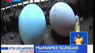 Mwanamke Ngangari:Tunamuangazia mkulima Vallary Opondo ambaye ameingilia ukulima wa kufuga ndege