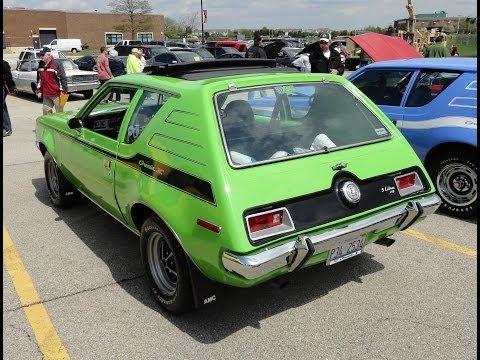 1972 American Motors AMC Gremlin X Video