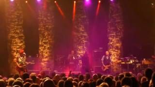The Damned: live @ Newcastle Academy November 19th 2016