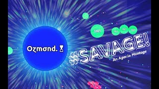 Savage - An Agario Team Mode Montage