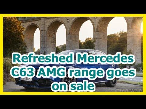 Refreshed Mercedes C63 AMG range goes on sale | k production channel